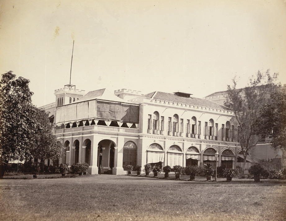 Government House, Parell [Parel, Bombay].